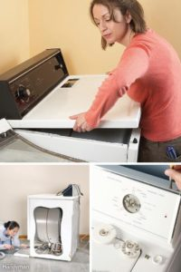 DIY Dryer Repair